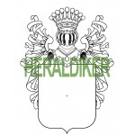 Line Series - armoiries 7